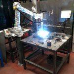 Robotic welder from Olympus Technologies