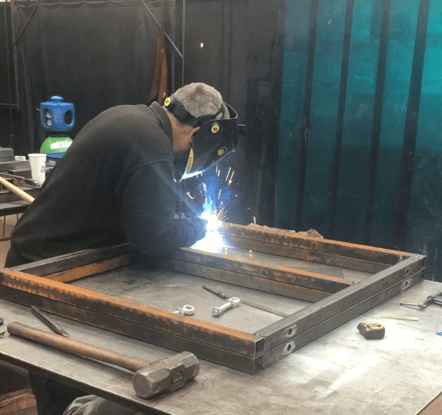 SMB Pressings welding